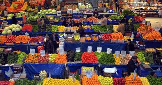 Sebze ve meyve fiyatları hızlı tren ile ucuzlayacak
