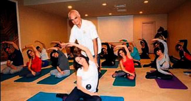 Pilatesin öncüsü İzmir'de eğitimde