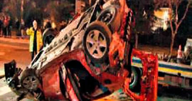 Trafik magandası Burak'ın katili oldu