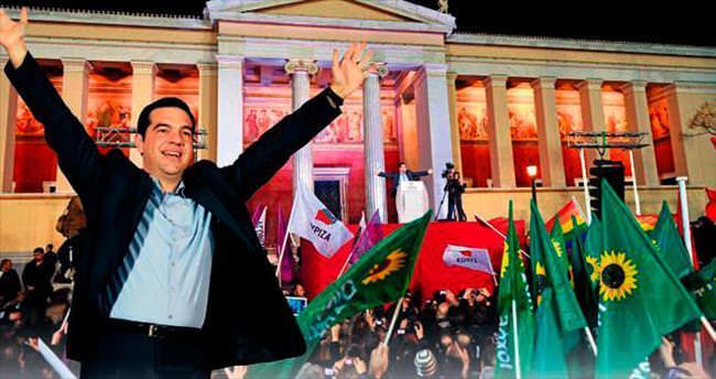 Yunanistan'da zafer Çipras'ın