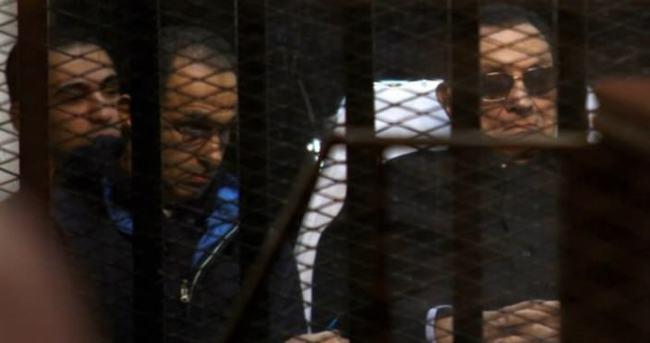 Mübarek'in oğulları artık serbest!