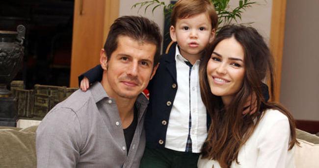 Emre Belözoğlu ikinci kez baba oldu