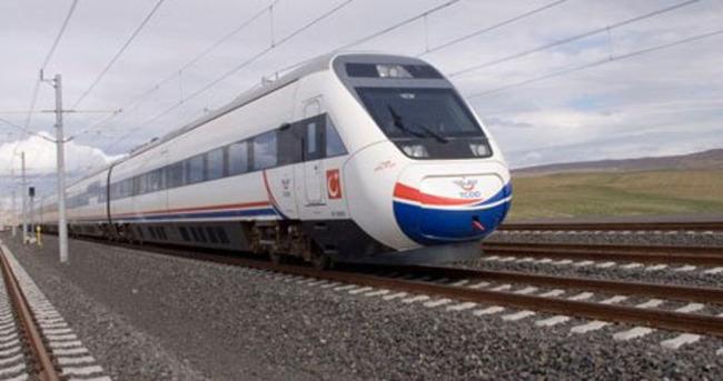 Kayseri'ye hızlı tren müjdesi