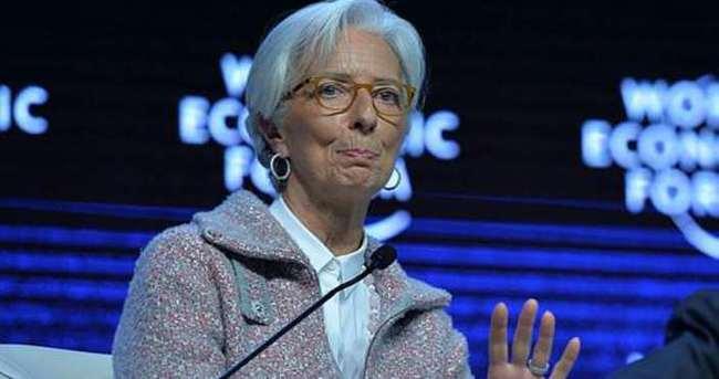 IMF BaşkanıYunanistan için sert konuştu