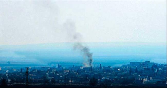 Kobani IŞİD'den temizlendi