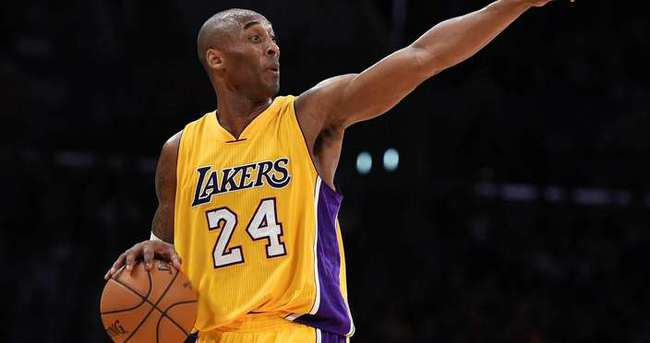 Kobe sezonu kapattı