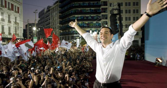 Tsipras AK Parti'yi örnek almış