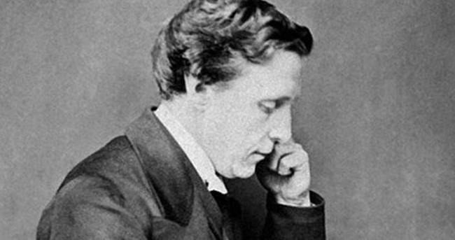 Alice Harikalar Diyarında'nın yazarı Lewis Carrol'a suçlama