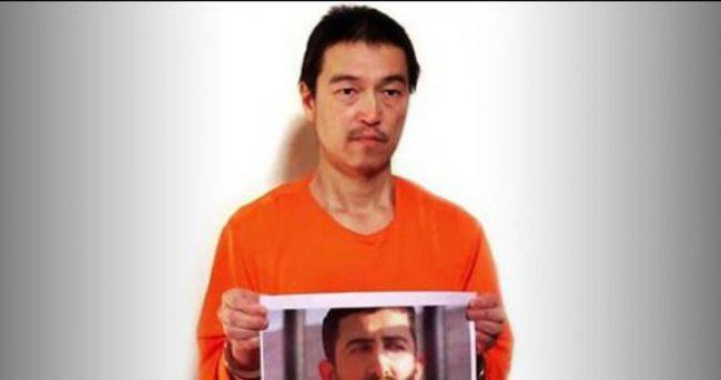DEAŞ Japon gazeteci ve Ürdünlü pilotu öldürecek