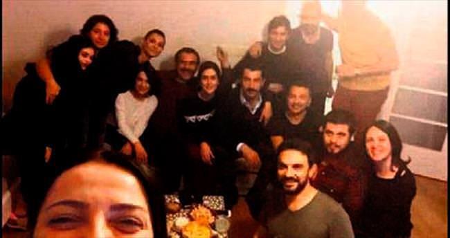 'Savcı Turgut'un dönüşünü kutladılar