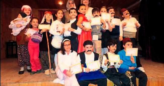 Öğrencilerden 'Pırlatan Bal'