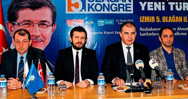 AK Parti İzmir'den Başbakan'a özel şarkı