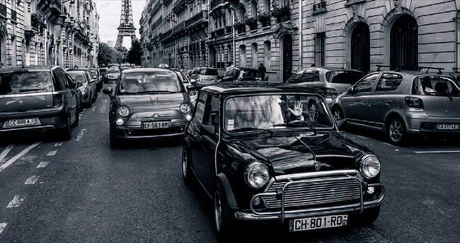 Fotoğraf tutkunları Paris'e