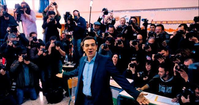 Aleksis Çipras'ın ilk icraatı: Dört süper bakanlık