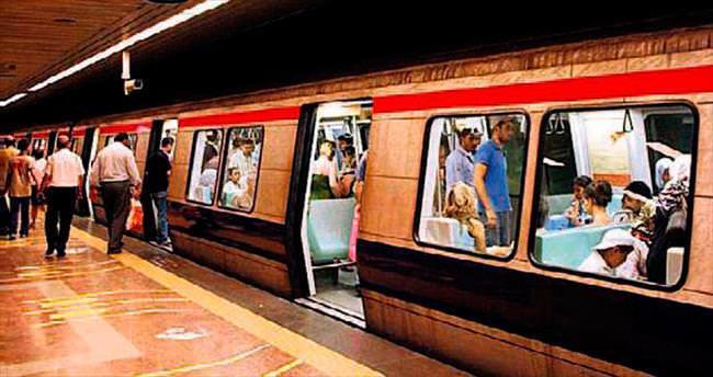 Kabataş metrosunda istasyonlara başlanıyor