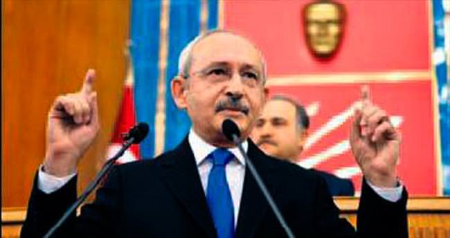 Kılıçdaroğlu: 4 yıl için yetki istiyorum