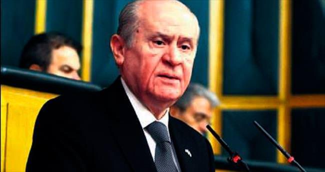 Devlet Bahçeli'den 'Kürtçe' eleştirisi