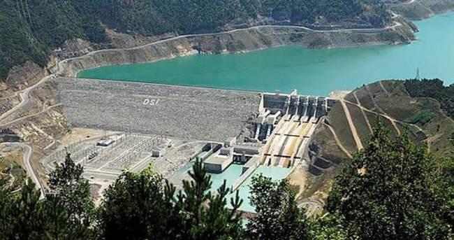 Baraj seviyelerindeki yükseliş devam ediyor