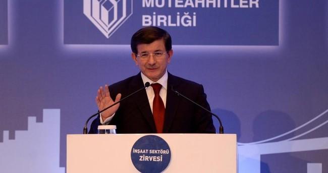 Başbakan Davutoğlu Ekonomide Dönüşüm Paketi'ni açıkladı