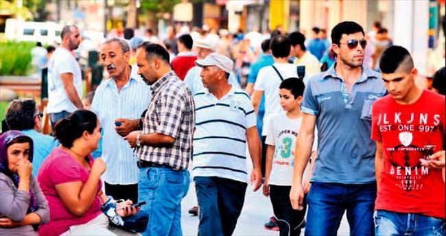 Antalya'nın nüfusu 2 milyon 222 bin 562 oldu