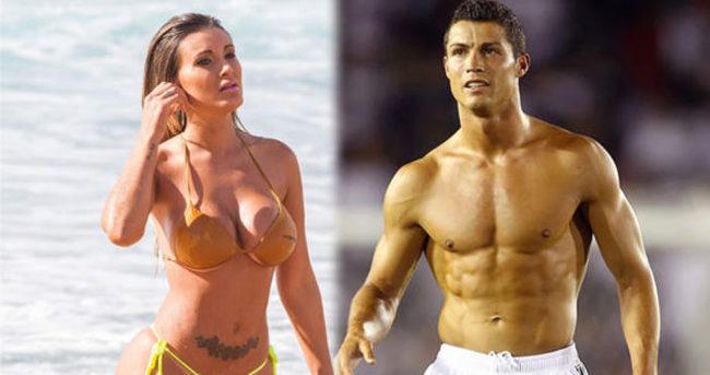 Cristiano ronaldo's girlfriend irina shayk nude and bikini, hot pics