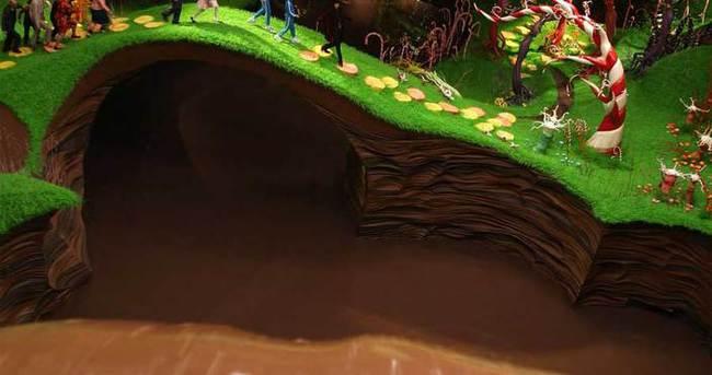 Türkiye'nin ilk çikolata parkı kuruluyor