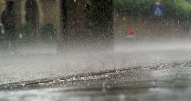 'Büyükşehir' için kuvvetli yağış uyarısı