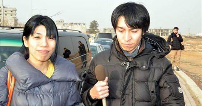 Japon gazeteci Akçakale'de öldü!