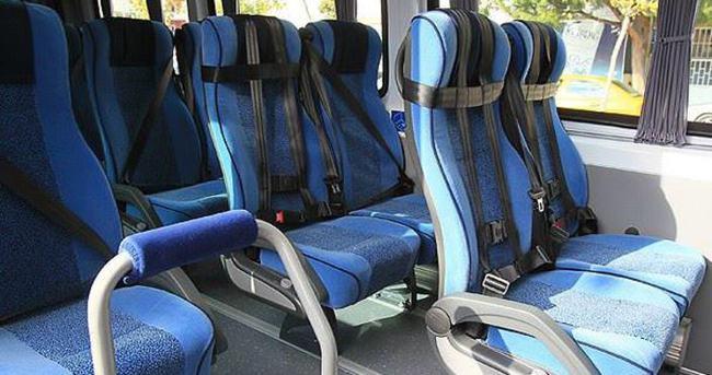 Servis otobüsü sürücülerine 30 yaş sınırı