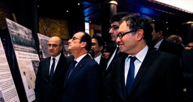 Hollande'dan Türkiye ve Ermenistan'a çağrı