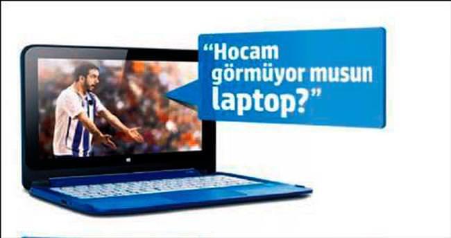 Intel ve HP'den ikisi bir arada