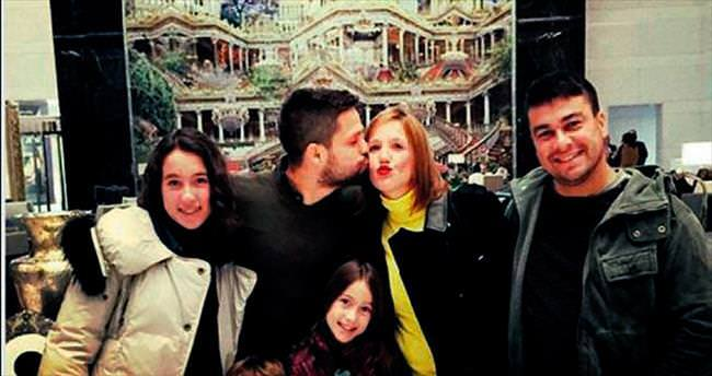 Diego'ya aile morali