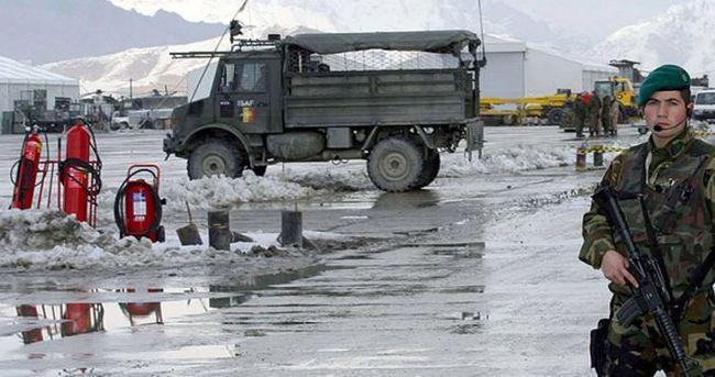 Taliban Kabil'de 3 Amerikalı öldürdü