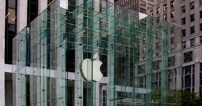 Apple'da skandal!