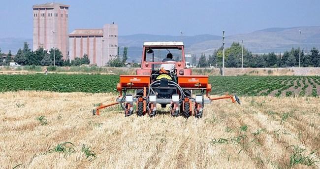 Tarım sektörüne 1 milyar avro hibe