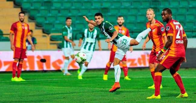 Türk Telekom Arena'da kritik maç