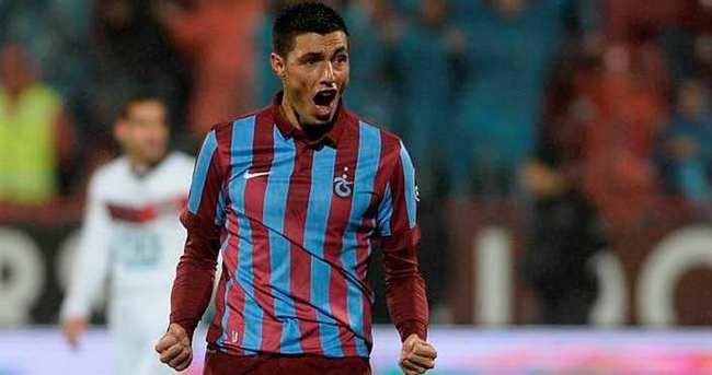 Trabzonspor, Cardozo ile coştu