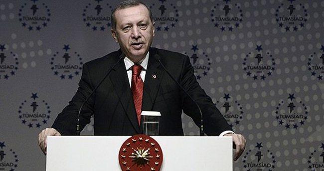 Erdoğan: Sen kimsin ya