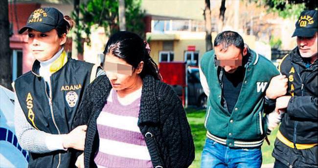 Kozanlı genç kız bataktan kurtarıldı