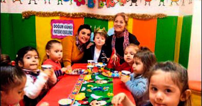 Padişah Hamdi 4 yaşına girdi