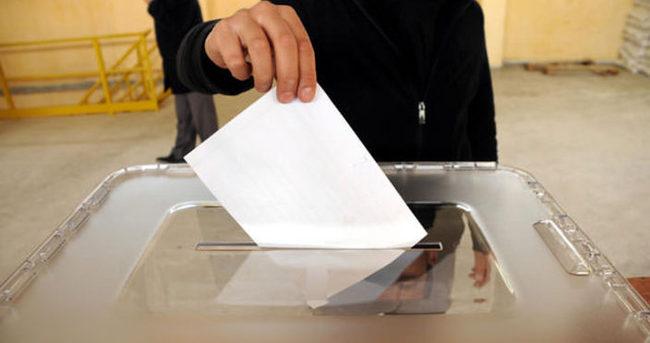Seçim tarihi resmen belli oldu