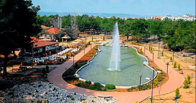 Kepez'in ilk kent parkı