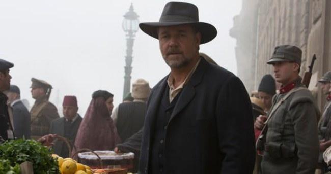 Çanakkale'de Russell Crowe zaferi