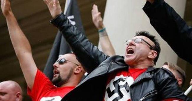 Nazi gösterisinin ilginç iptali