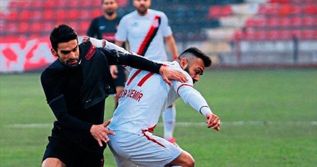 Gaziantepspor'da golün adı Muhammet Demir