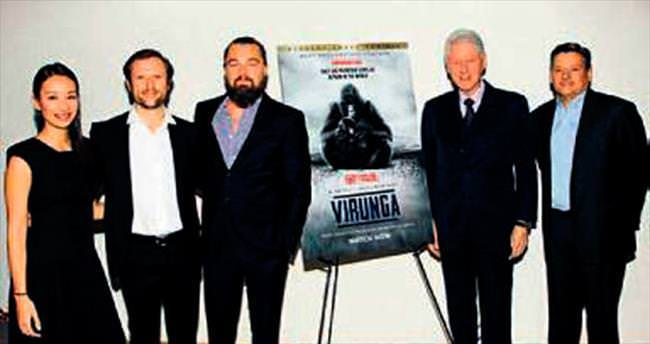 Aktör DiCaprio'ya sürpriz destek