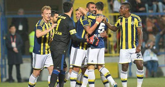 Fenerbahçe Avrupa'da zirveye oynuyor