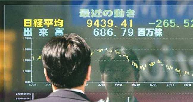 Asya borsaları dalgalı seyir izledi