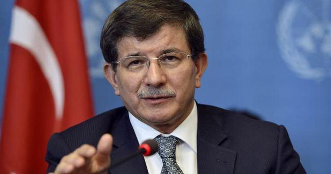 Bürokrat adaylara Ahmet Davutoğlu freni