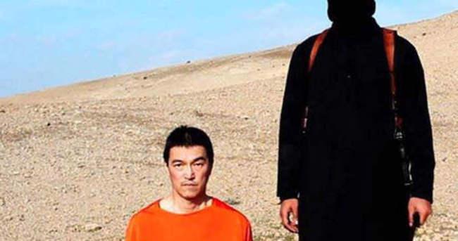 IŞİD'in infaz ettiği Japon gazetecinin anlamlı paylaşımı